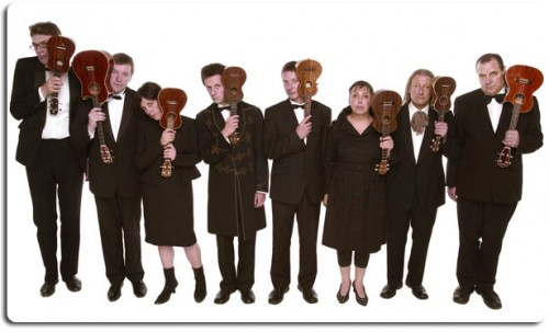Ukulele Orchestra of Great Britain,ukulele