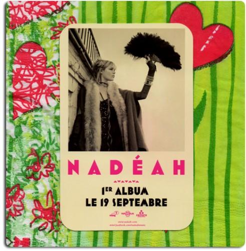 nadeah,concert,album