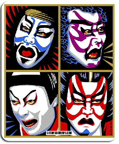 KABUKI-ZA ORCHESTRA,kabuki,Marco Almera